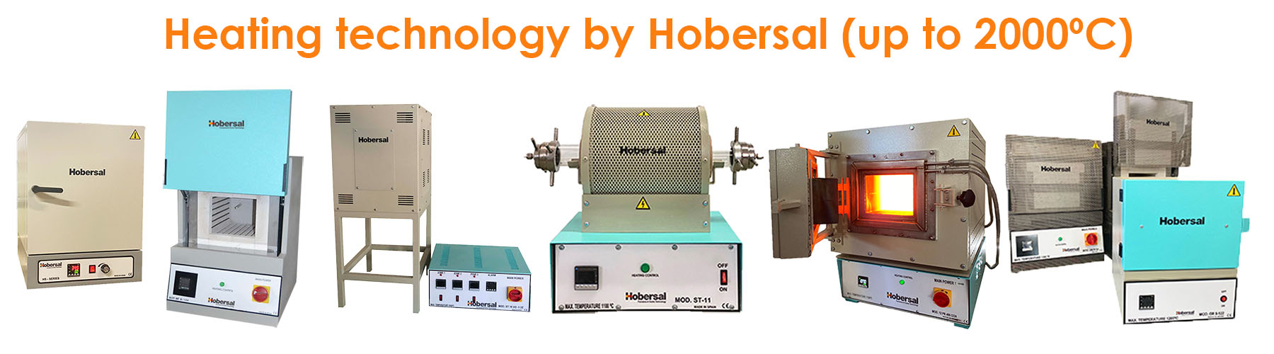 Hobersal furnaces and ovens