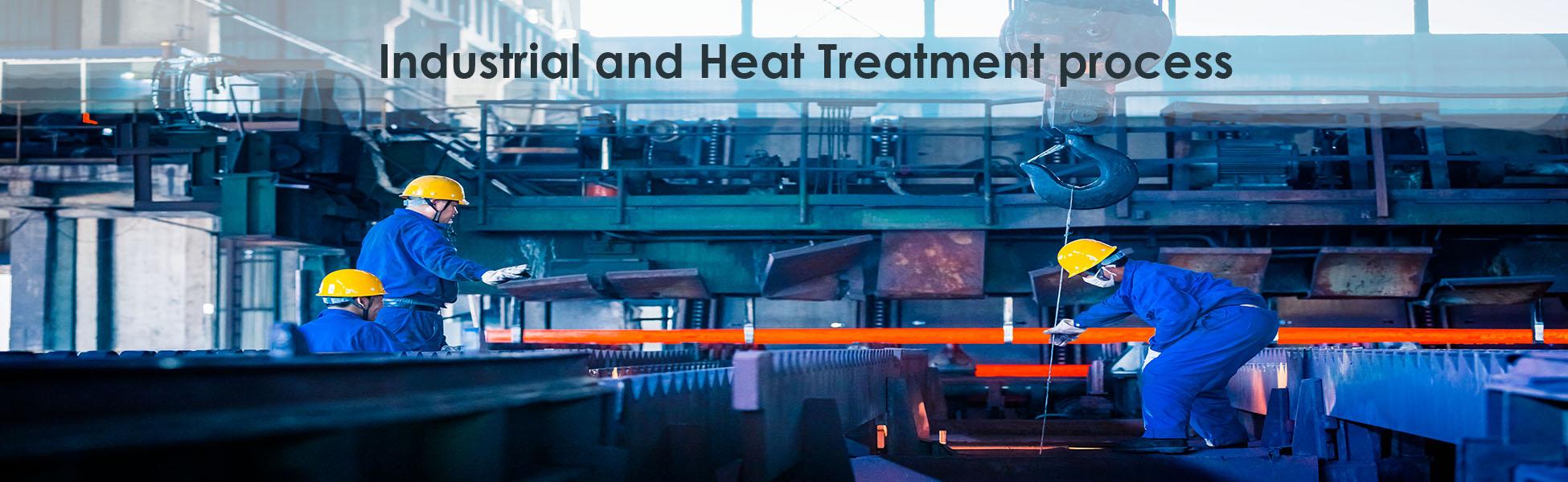HObersal industrial furnaces heat treatment