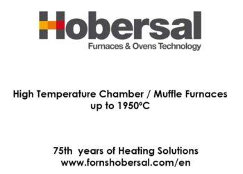 Hobersal (High Temperature chamber furnaces)