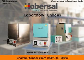 Hobersal - Ashing furnaces (Lab furnaces)