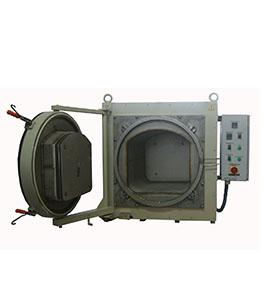 Horno atmósfera controlada Hobersal HCV CCH Series (Tratamiento térmico)