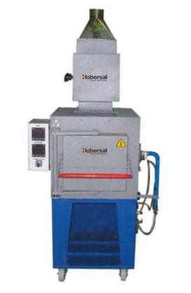 horno incinerador Hobersal
