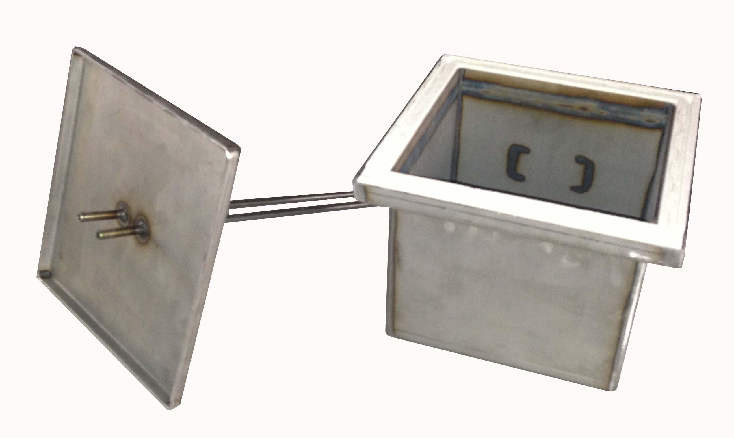 Caja de nitruración HObersal