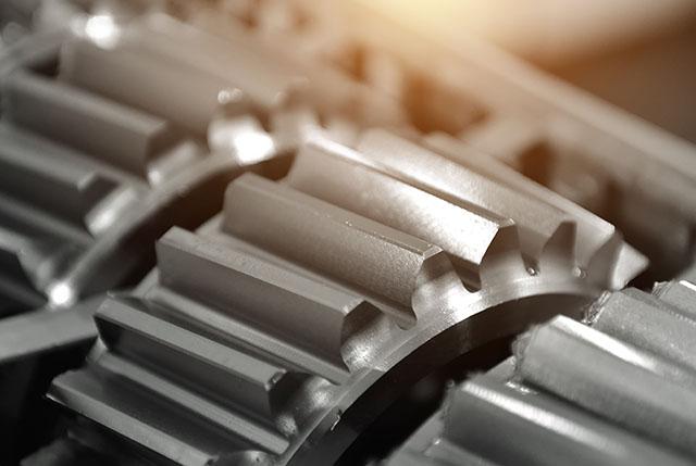 Sintetización de metal y cerámica