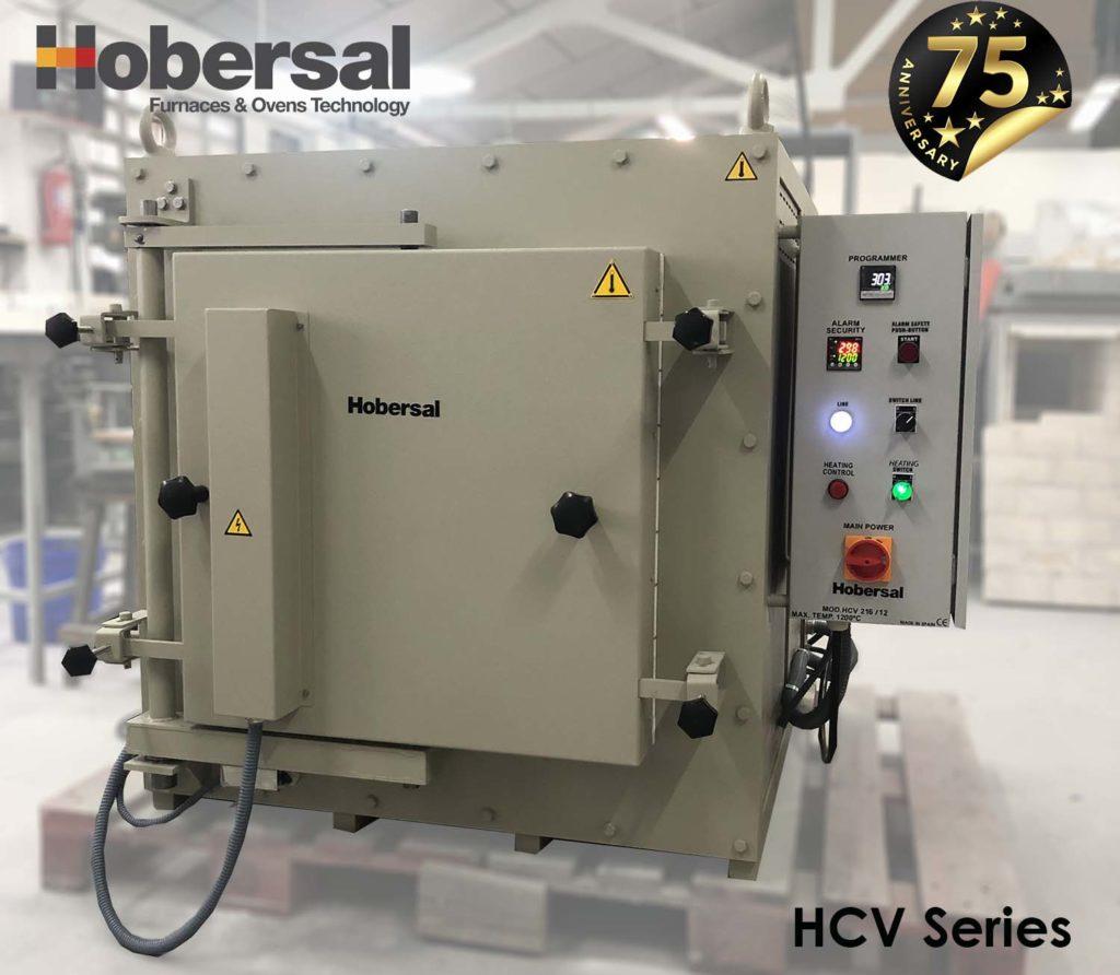 HOrno industrial tratamiento termico HObersal HCV