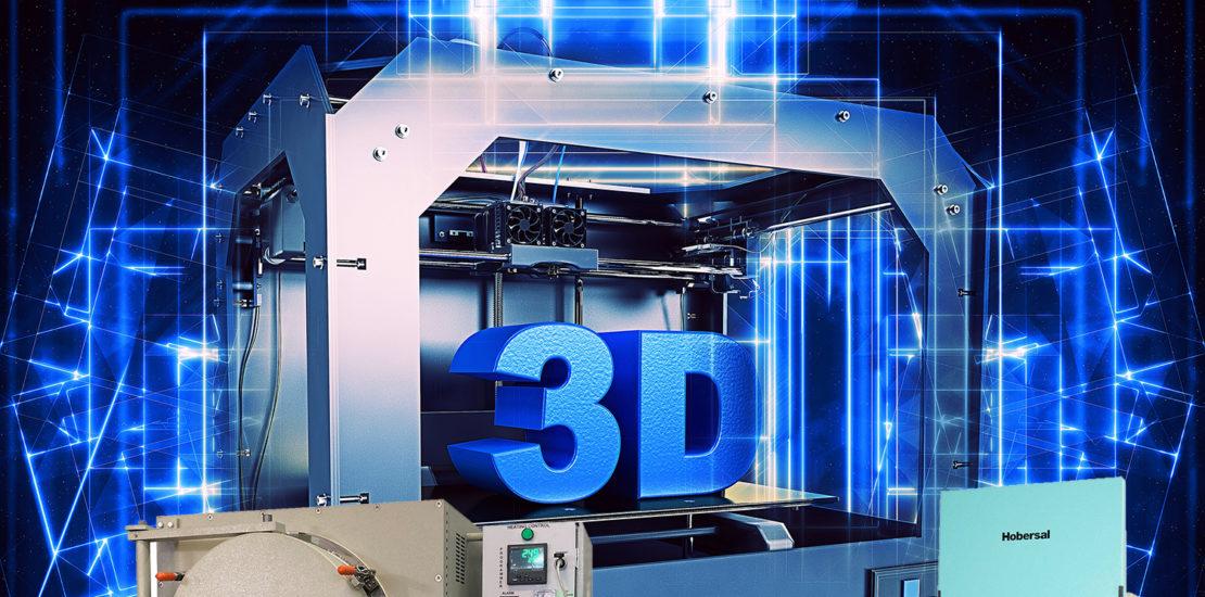 Hornos para impersión 3D Hobersal