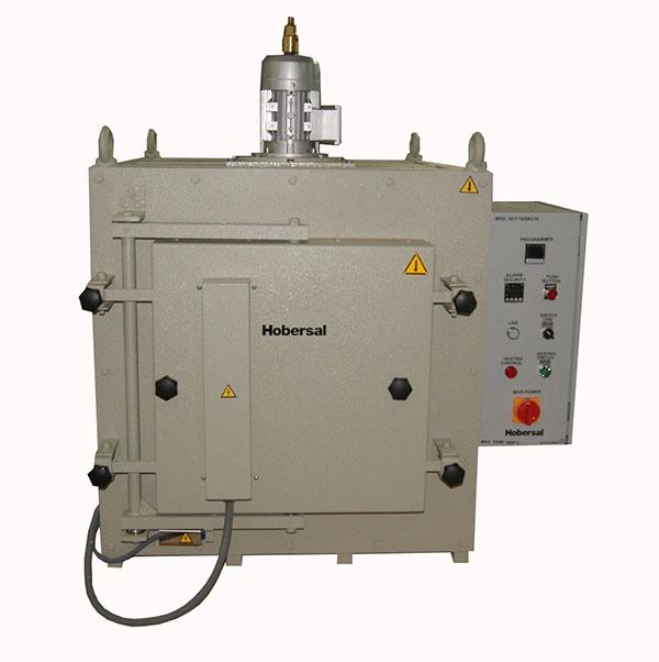 Hobersal HCV AC Horno industrial con circulación forzada de aire (AMS2750E)