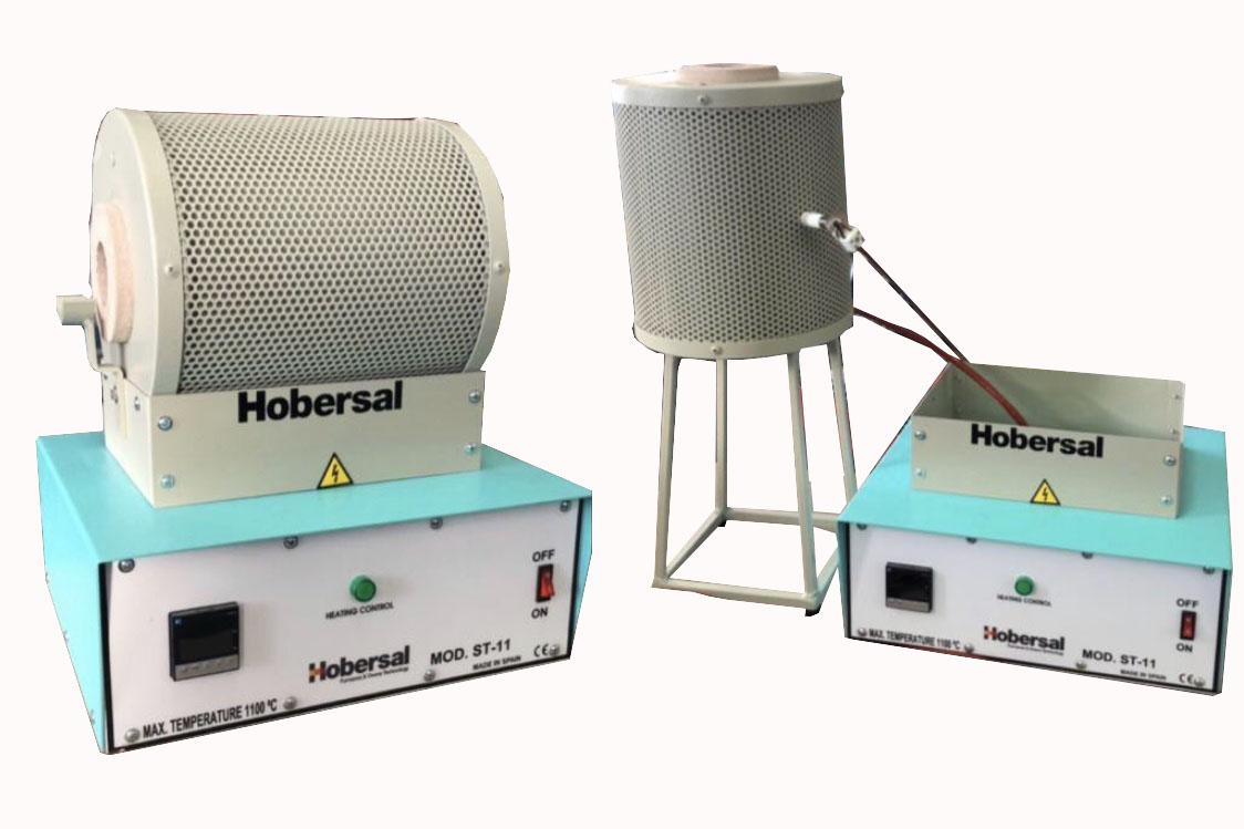 ST11 VH Hobersal horno de tubo vertical y horizontal